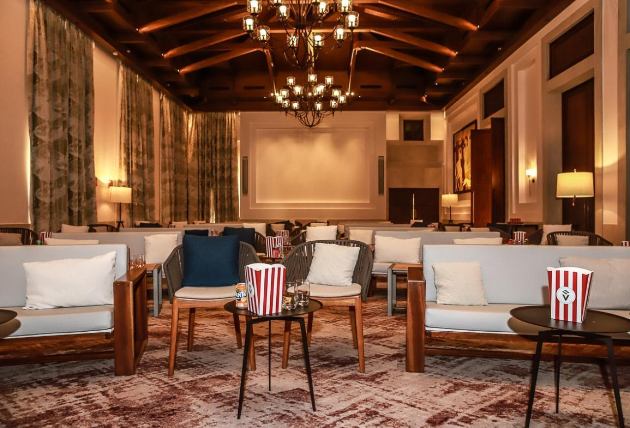 This winter, Park Hyatt Mallorca invites you to see the film Lo...
