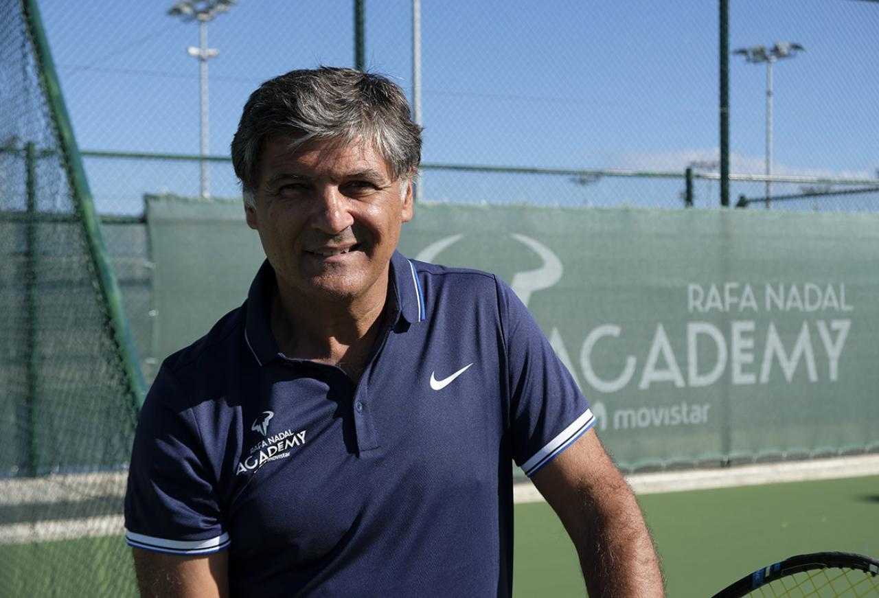 Cap Vermell Group sponsors a talk by Toni Nadal at the Fábrica...