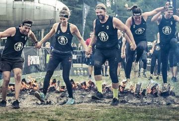 A brave Cap Vermell Group team participated in Spartan ...