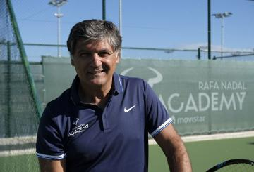 Cap Vermell Group sponsors a talk by Toni Nadal at the ...